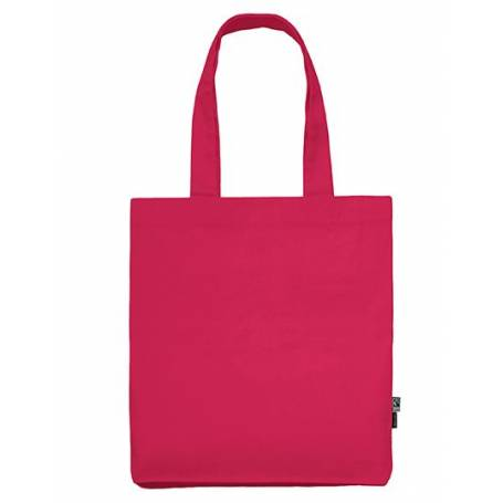 Organická bavlněná taška TWILL BAG - BT26 - 210g - 38x42x7 cm