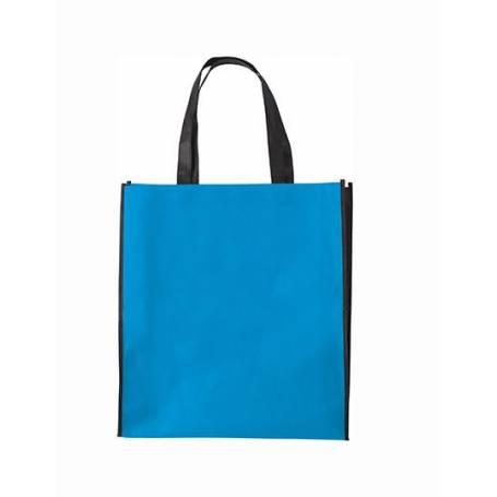 Netkaná taška Zürich barevná NT12 - 80g - 38x42x10 cm