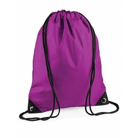 Premium sportovní batůžek barevný BS18 - 33x45 cm