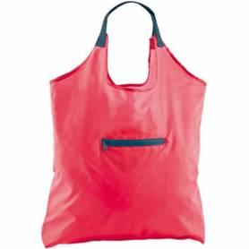 Skládací nákupní taška barevná TS17 - 37x37x6 cm