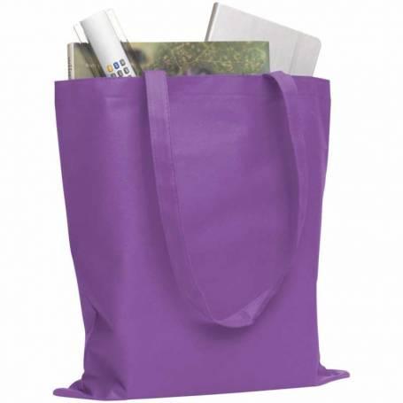 Netkaná nákupní taška barevná NT07 - 80g - 42x36,5 cm