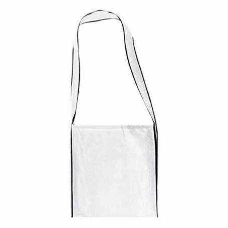 Netkaná nákupní taška barevná NT23 - 90g - 35x40x6 cm