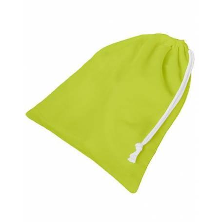 Bavlněný sportovní sáček barevný BS09 - 220g - 32x28 cm