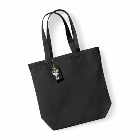 Fairtrade bavlněná taška FBT01 407g - 28x38x12 cm