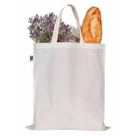 Fairtrade bavlněná taška FBT03 - 155g - 38x42 cm