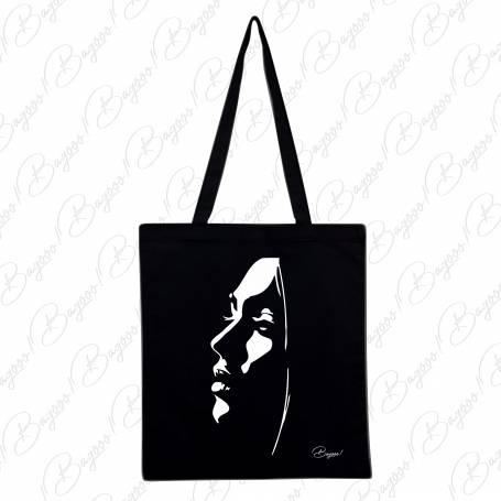Designová plátěná taška od Bagooo! - Tvář 02