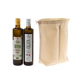 Bavlněný sáček natural BS05 -140g - 28x32x10 cm