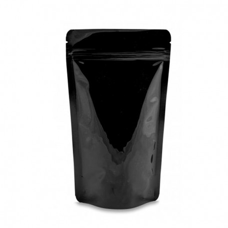 Doypack ZIP | PET/AL/PE - BLACK LESK - 500 ml