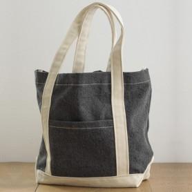 Bavlněná taška Shopping BT42 - 280g - 31x28x11 cm