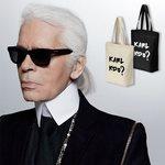 Karl kdo⁉️ No přeci Kája Lagerfeld, jeden z nejúžasnějších světových módních návrhářů🙌 . .. . #karl#karllagerfeld#designinspiration#platenka#plátěnka#sitotisk#potiskplzen#pilsen#onlineshopping#tasky#taskapotisk